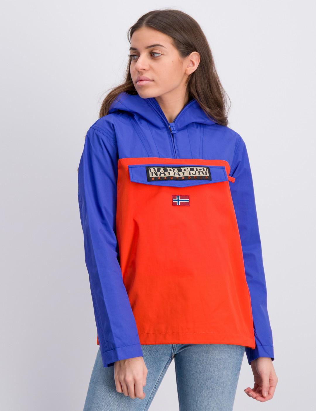 Napapijri Streetwear Jackor för män i våran online shop